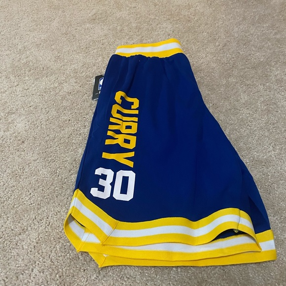 Golden State Warriors NBA shorts